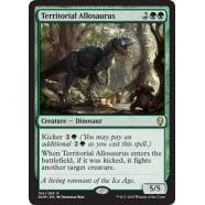 Territorial Allosaurus Thumb Nail