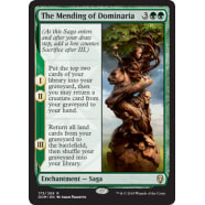 The Mending of Dominaria Thumb Nail
