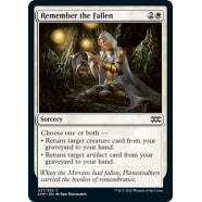 Remember the Fallen Thumb Nail
