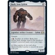 Bosh, Iron Golem Thumb Nail