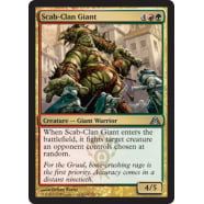 Scab-Clan Giant Thumb Nail