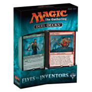 Duel Deck: Elves Vs. Inventors Thumb Nail