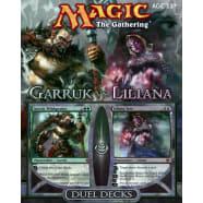 Duel Deck: Garruk vs. Liliana Thumb Nail
