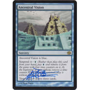Ancestral Vision Signed by Mark Poole (Jace vs. Chandra) Thumb Nail