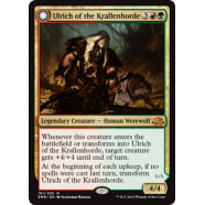 Ulrich of the Krallenhorde // Ulrich, Uncontested Alpha Thumb Nail
