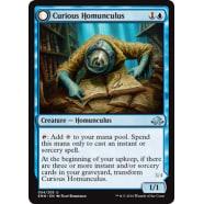Curious Homunculus // Voracious Reader Thumb Nail