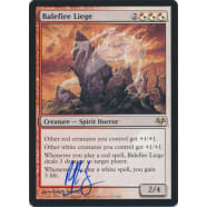 Balefire Liege Signed by Ralph Horsley Thumb Nail