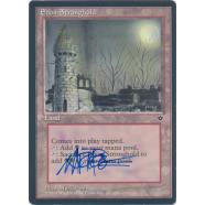 Ebon Stronghold Signed by Mark Poole Thumb Nail