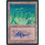 Svyelunite Temple Signed by Mark Poole Thumb Nail
