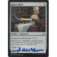 Hero's Blade Signed by Aaron Miller Thumb Nail