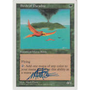 Birds of Paradise Signed by Mark Poole (5th) Thumb Nail