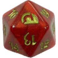 From the Vault: Realms - D20 Spindown Life Counter Thumb Nail