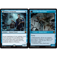 Delver of Secrets // Insectile Aberration Thumb Nail
