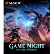Game Night - Player's Guide and Rulebook Thumb Nail