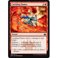 Cackling Flames Thumb Nail