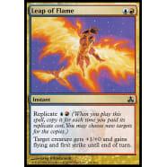 Leap of Flame Thumb Nail