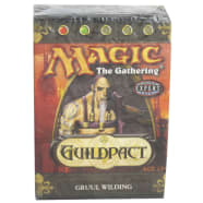 Guildpact Precon - Gruul Wilding (Theme Deck) Thumb Nail