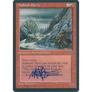 Ambush Party Signed by Mark Poole Thumb Nail