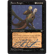 Baron Sengir Signed by Pete Venters Thumb Nail