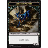 Adorned Pouncer (Token) Thumb Nail