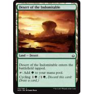 Desert of the Indomitable Thumb Nail