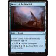 Desert of the Mindful Thumb Nail