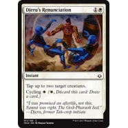 Djeru's Renunciation Thumb Nail