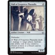 Wall of Forgotten Pharaohs Thumb Nail