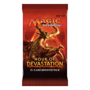 Hour of Devastation - Booster Pack Thumb Nail