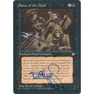 Dance of the Dead Signed by Randy Gallegos Thumb Nail