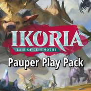 Ikoria: Lair of Behemoths - Pauper Play Set Thumb Nail