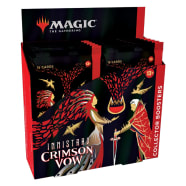 Innistrad: Crimson Vow - Collector Booster Box  Thumb Nail