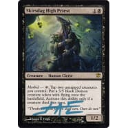 Skirsdag High Priest Signed by Jason Engle (Innistrad) Thumb Nail