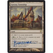 Gavony Township Signed by Peter Mohrbacher Thumb Nail