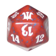 Innistrad - D20 Spindown Life Counter - Red Thumb Nail