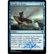 Depths of Desire FOIL Signed by John Stanko Thumb Nail