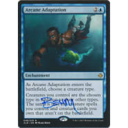 Arcane Adaptation Signed by Mark Behm Thumb Nail