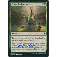 Crash the Ramparts FOIL Signed by Mark Behm Thumb Nail