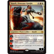 Huatli, Dinosaur Knight Thumb Nail