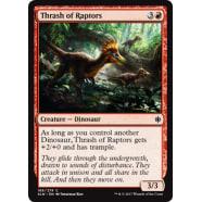 Thrash of Raptors Thumb Nail
