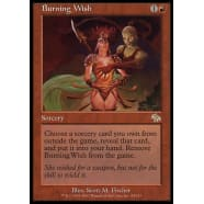 Burning Wish Thumb Nail