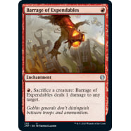 Barrage of Expendables Thumb Nail