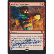 Madcap Experiment Signed by Joseph Meehan Thumb Nail