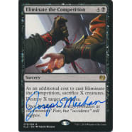 Eliminate the Competition Signed by Joseph Meehan Thumb Nail
