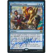 Confiscation Coup Signed by Joseph Meehan Thumb Nail