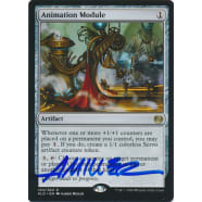 Animation Module Signed by Aaron Miller (Kaladesh) Thumb Nail