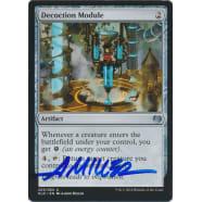 Decoction Module Signed by Aaron Miller (Kaladesh) Thumb Nail