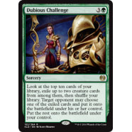 Dubious Challenge Thumb Nail