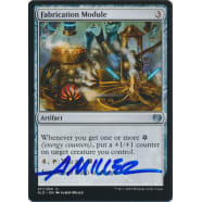 Fabrication Module Signed by Aaron Miller (Kaladesh) Thumb Nail