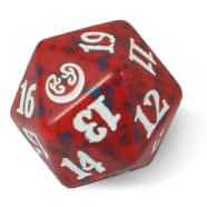 Kaladesh - D20 Spindown Life Counter - Red Thumb Nail